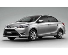 TOYOTA YARIS MODELS 2015